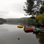 Pitlochry Boating Station - view