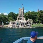 Foto de Boldt Castle and Yacht House