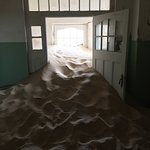 Geisterstadt Kolmanskop Foto