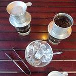 Холодный кофе по-вьетнамски