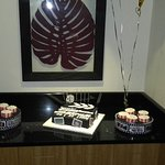Liberties Suite - great place to have your cake :)