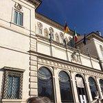 Villa Borghese outside