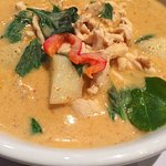 Delicious Panang curry