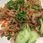 Awesome fried rice