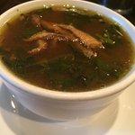 Kale & Shitake Mushroom Soup (du jour)  OUTSTANDING!