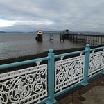 Nearby Mumbles' pier