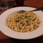 Bacon Mac and Cheese, at the Fall City Roadhouse and Inn.