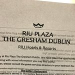 Photo of Riu Plaza The Gresham Dublin