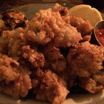 Crock of Fried Oysters    Excellent
