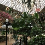 Great place!!  If you visit the Opryland Hotel. You must eat here!!  We had and amazing meal and