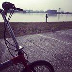 Ideal para un paseo en bici