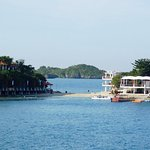 The beautiful hundred islands