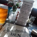 Bell's 2 Hearted IPA and special menu