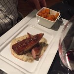 Duck Breast...well....no words will do!