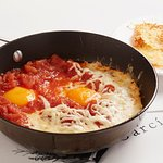 Cacerolas de huevos