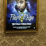The Westgate has Purple REign and it was very good show. Most of The Rios shows are closing.