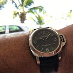 My Panerai Luminor from Art of Time