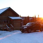 Logan's Chalet at Sunrise
