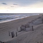 Sunrise at the Holiday Inn Express Nags Head Beach