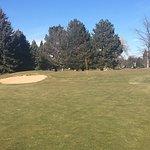 December golf..#17 approach