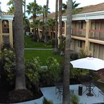 Foto de BEST WESTERN Palm Court Inn