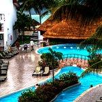 Pool, Palapa, and Beach
