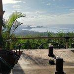 Kuta Bay view