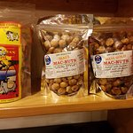 They have macadamia nuts too!