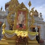 Tempel des Goldenen Buddha (Wat Traimit) Foto