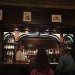 Classic we'll-stocked full bar.
