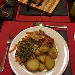 Dinner at Freeman Farm