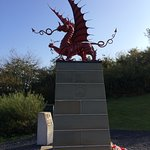 Welsh Memorial Mametz Wood