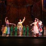 финал балета
