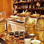 Enjoy one of the best Breakfast Buffet in town