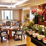 Variety of delicious tasty breakfast for your to enjoy on the breathtaking Nile view.