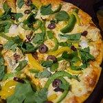 Artisanal Veg Pizza