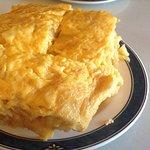 Sin duda, la mejor tortilla de Pamplona.