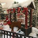 "Eastview Mall - Santa's ""village"