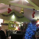 Christmas spirit decorations