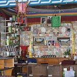 Namgyal Cafe Billing Counter