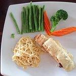Lunch at Mak Mak restaurant