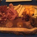 Our Delicious Cheese Platter!!