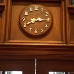 Details like this clock at the front door are great