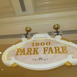 1900 Park Fare @ The Grand Floridian!