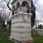 Zentralfriedhof Foto