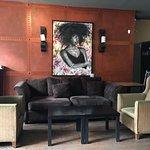 Sip & Savor Lounge Area