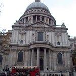 Rear of St. Paul's