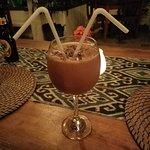 The Choco Loco smoothie