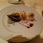 Seafood Mixture at Bogavante Restaurant