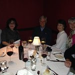 Our entourage at Capital Grille in Lyndhurst, Ohio.